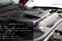レンジローバースポーツのエンジン
