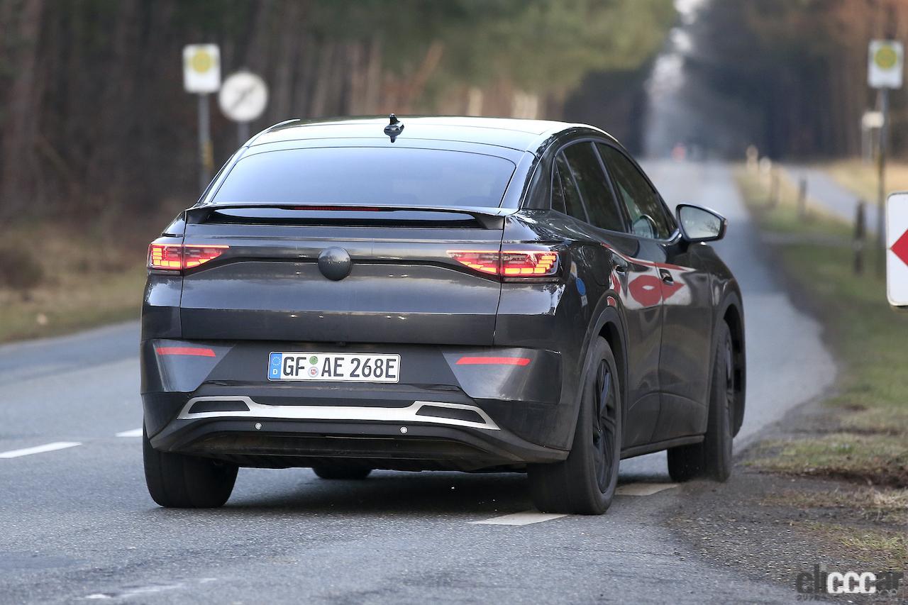 「その名は「GTX」。VW史上最高に熱いEVクロスオーバーブランド誕生へ!」の10枚目の画像