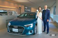 新型アウディA3はマイルドハイブリッドを搭載。車両本体価格は329万円から - audia3_newcar_001