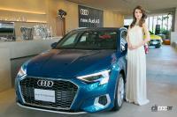 新型アウディA3はマイルドハイブリッドを搭載。車両本体価格は329万円から - audia3_newcar_002
