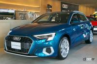 新型アウディA3はマイルドハイブリッドを搭載。車両本体価格は329万円から - audia3_newcar_003