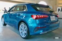 新型アウディA3はマイルドハイブリッドを搭載。車両本体価格は329万円から - audia3_newcar_004