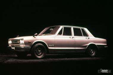 1969年発売のスカイラインGT-R