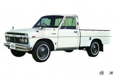 1968年発売の初代ハイラックス