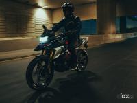 BMW伝統の冒険バイクGSの末弟G310GSに新型モデル