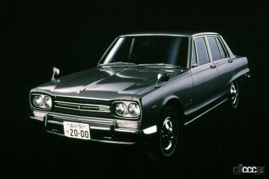 1968年発売のスカイライン2000GT