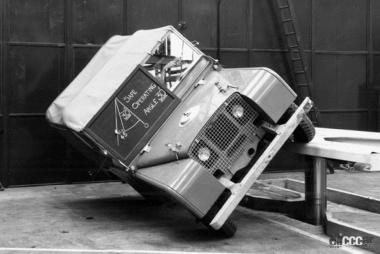 1948年公開のランドローバーシリーズ1