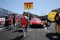 ポールポジションのGAINER TANAX GT-R