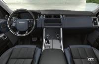 22インチの専用アルミホイールを履く29台限定車の「RANGE ROVER SPORT HST+」が登場! - range-rover-sport_20210427_4