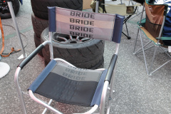 ブリッドの折り畳みチェア