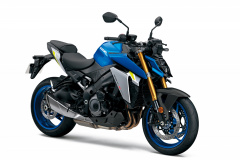スズキのコワモテ顔バイク「GSX-S1000」がフルモデルチェンジ