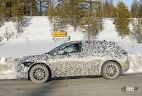 アウディの新型エレクトリックSUVは「Q6 e-tron」で決まり!? - Audi Q6 e-tron 11
