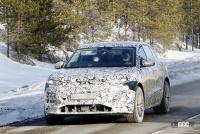アウディの新型エレクトリックSUVは「Q6 e-tron」で決まり!? - Audi Q6 e-tron 2