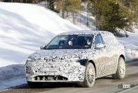 アウディの新型エレクトリックSUVは「Q6 e-tron」で決まり!? - Audi Q6 e-tron 4