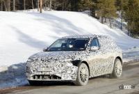 アウディの新型エレクトリックSUVは「Q6 e-tron」で決まり!? - Audi Q6 e-tron 6