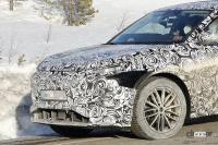 アウディの新型エレクトリックSUVは「Q6 e-tron」で決まり!? - Audi Q6 e-tron 9