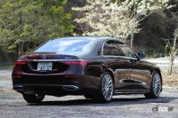 メルセデス・ベンツ Sクラスの対話型インフォテインメントシステム「MBUX」の進化など、見どころ満載のインテリア - Mercedes_Benz_Sclass_20210428_6