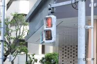 信号待ちでのAT位置はDのまま? それともNか? - pedestrian red