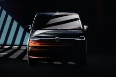 VW T7 ティザーイメージ