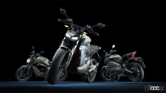 125cc級の車体に野獣系スタイルを持つTSストリートハンター
