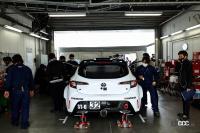 豊田章男社長の一言で始まった、トヨタがS耐で走らせる水素燃料エンジン・カローラスポーツが新時代を切り開く - orihara_stai_suiso_corolla_01