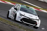 豊田章男社長の一言で始まった、トヨタがS耐で走らせる水素燃料エンジン・カローラスポーツが新時代を切り開く - orihara_stai_suiso_corolla_21