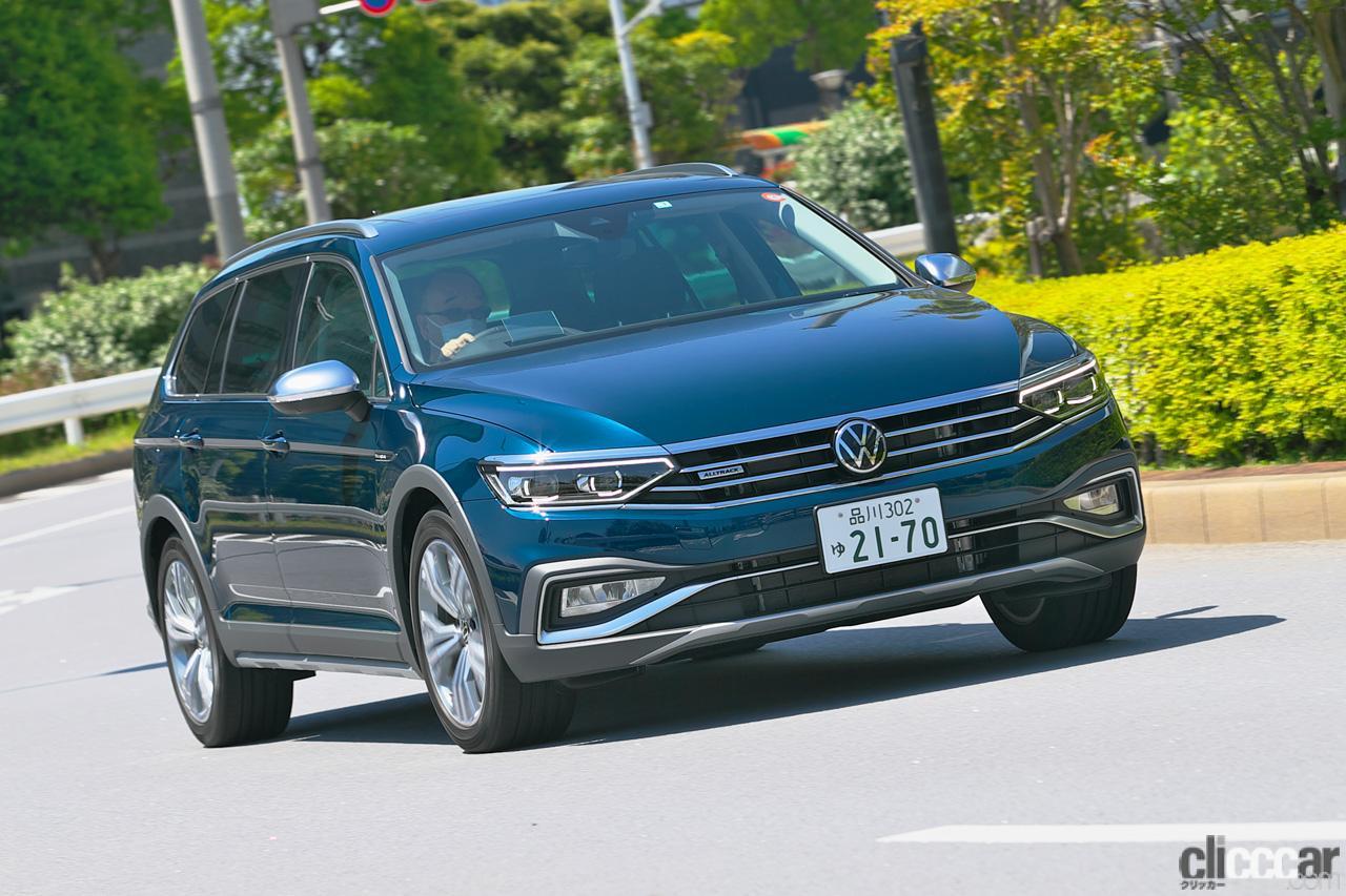新型VWパサートで検証! 新東名の最高速度が120キロになって、燃費や走りやすさはどう変わった?【新車・試乗】