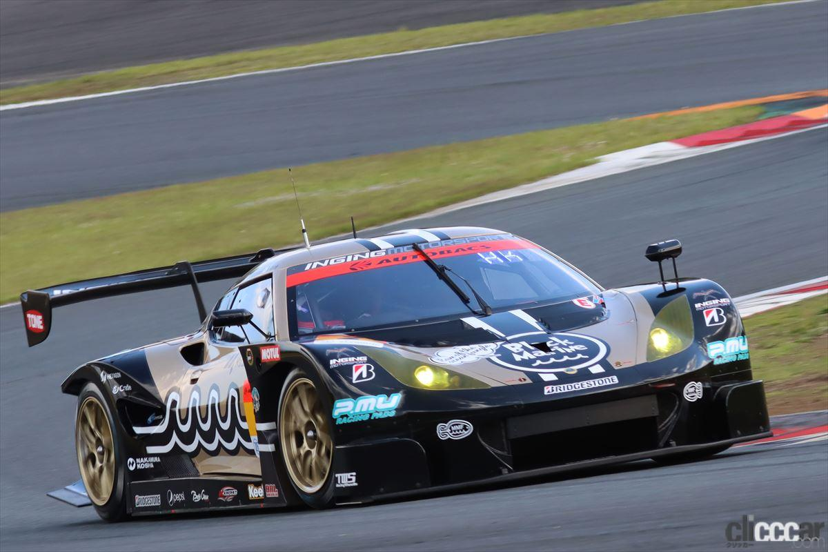 「新生SUBARU BRZ R&D SPORTが0.15秒の僅差でGT300のポール獲得【SUPER GT 2021】」の7枚目の画像