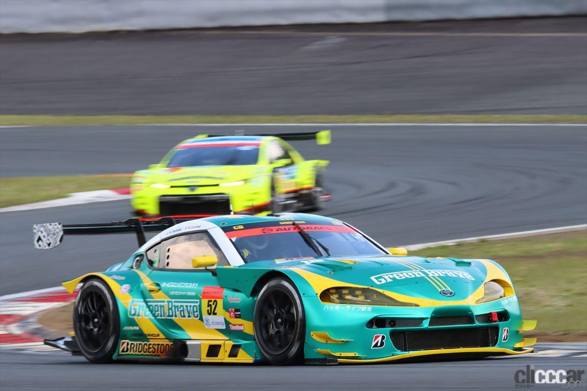 「新生SUBARU BRZ R&D SPORTが0.15秒の僅差でGT300のポール獲得【SUPER GT 2021】」の8枚目の画像