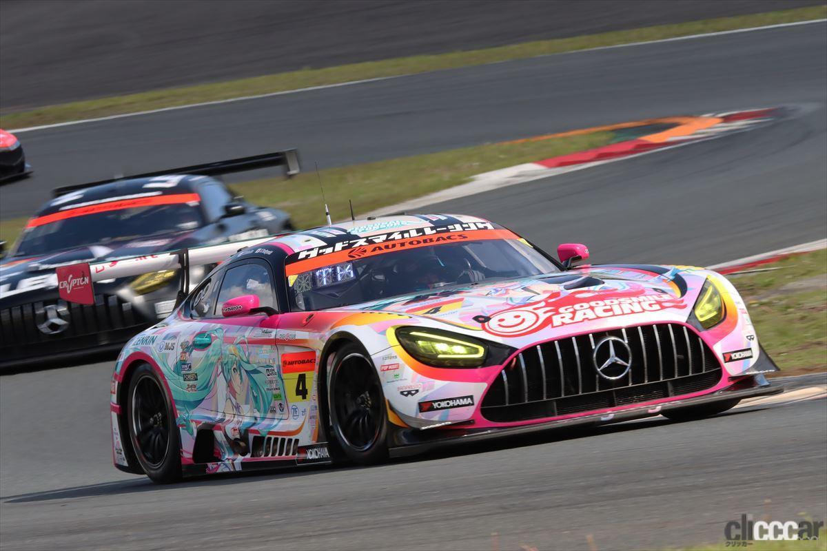 「新生SUBARU BRZ R&D SPORTが0.15秒の僅差でGT300のポール獲得【SUPER GT 2021】」の10枚目の画像