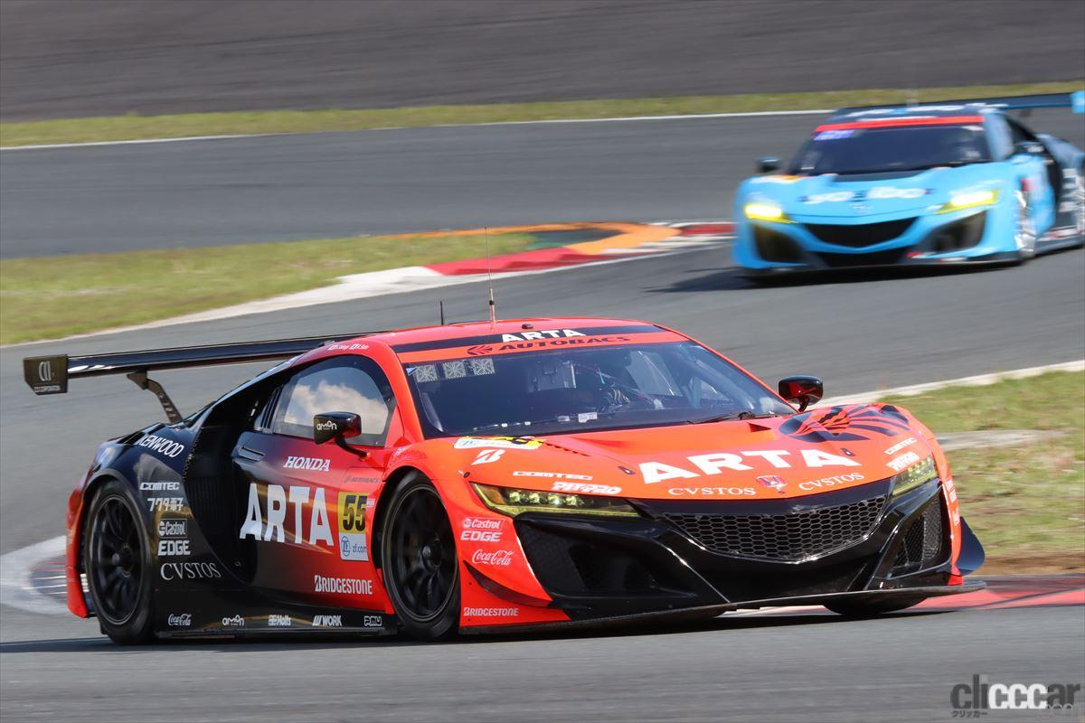 「新生SUBARU BRZ R&D SPORTが0.15秒の僅差でGT300のポール獲得【SUPER GT 2021】」の11枚目の画像
