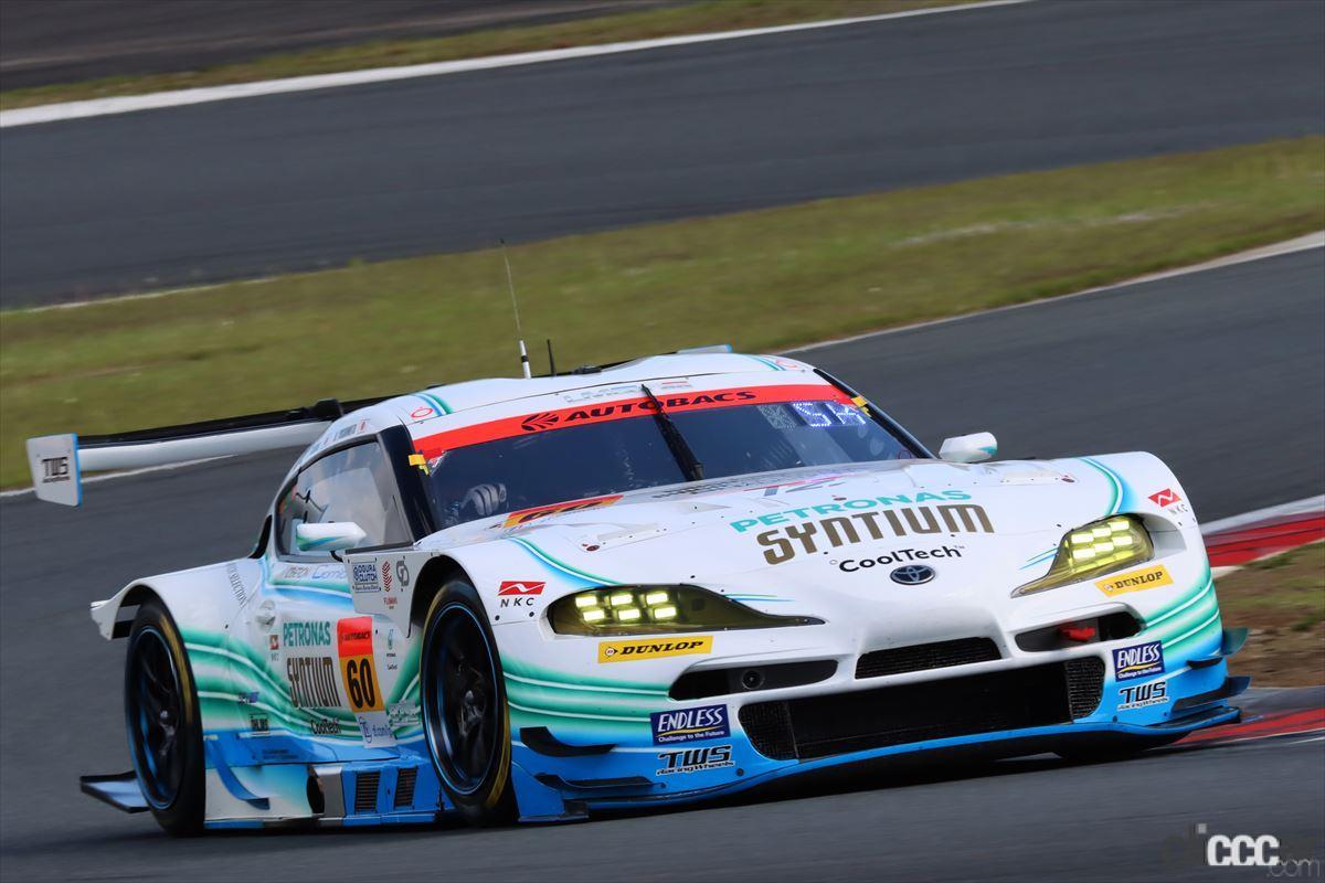 「新生SUBARU BRZ R&D SPORTが0.15秒の僅差でGT300のポール獲得【SUPER GT 2021】」の12枚目の画像