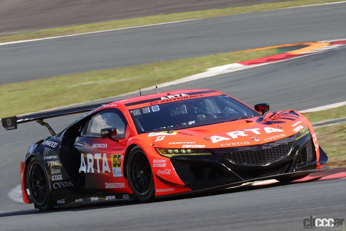 「新生SUBARU BRZ R&D SPORTが0.15秒の僅差でGT300のポール獲得【SUPER GT 2021】」の16枚目の画像