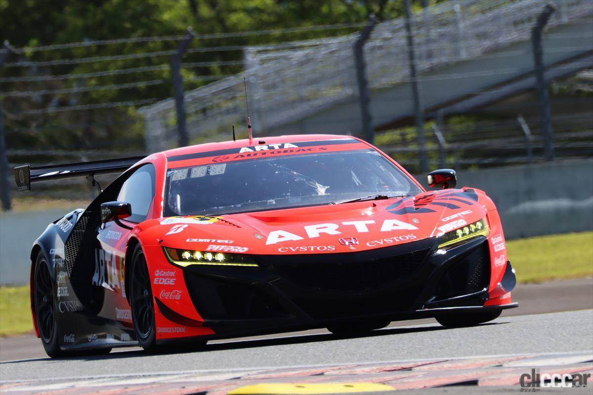 「新生SUBARU BRZ R&D SPORTが0.15秒の僅差でGT300のポール獲得【SUPER GT 2021】」の17枚目の画像