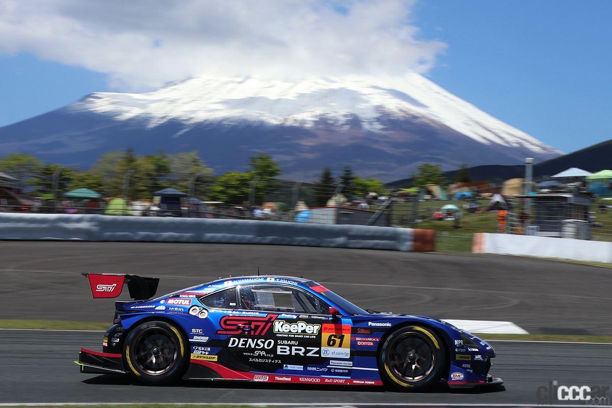 「新生SUBARU BRZ R&D SPORTが0.15秒の僅差でGT300のポール獲得【SUPER GT 2021】」の18枚目の画像