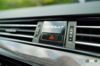 マイナーチェンジを受けたパサートは「VW」最新のエンブレム、常時オンラインの新世代インフォテインメントシステムを標準装備 - Volkswagen_Passat_tdi_20210505_7