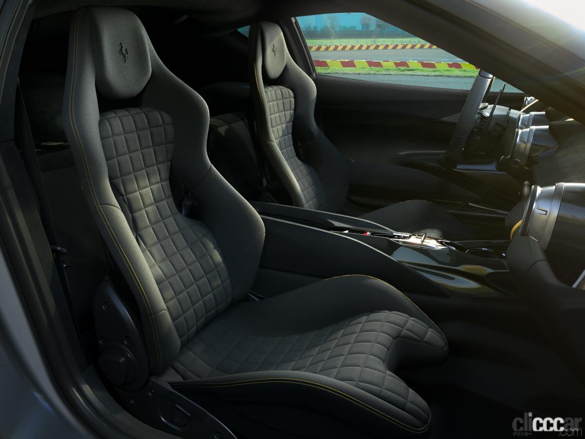 「V12エンジン搭載の新スペシャルモデル・812コンペティツィオーネを発表!価格は約6545万円から【新車発表・フェラーリ】」の9枚目の画像