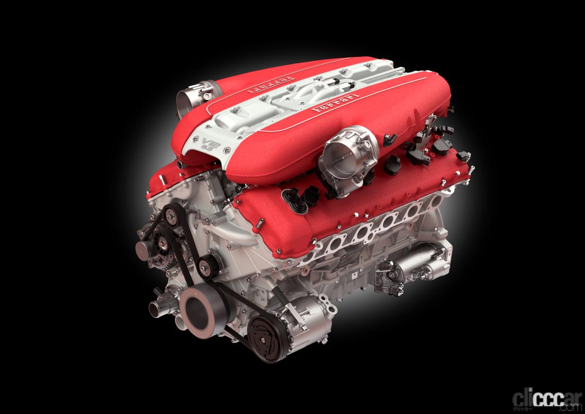 「V12エンジン搭載の新スペシャルモデル・812コンペティツィオーネを発表!価格は約6545万円から【新車発表・フェラーリ】」の1枚目の画像