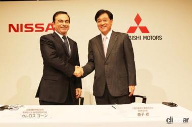 2016年日産・三菱資本提携