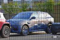 車内もチラっ! マセラティ新型コンパクトSUV「グレカーレ」、市販型を鮮明にキャッチ! - Maserati Grecale 2
