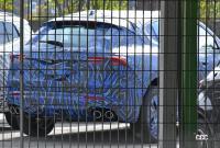 車内もチラっ! マセラティ新型コンパクトSUV「グレカーレ」、市販型を鮮明にキャッチ! - Maserati Grecale 6