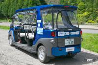 運用開始した電動車による自動運転を滋賀県の山中でいち早く体験してみた! - shiga_autodrive_10
