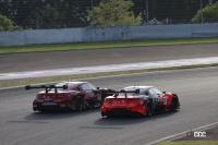 Astemo NSX-GTとARTA NSX-GT