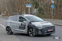 ハイライディングもあるぞ! フォード フィエスタ改良型、フロントマスクが大変身 - Ford Fiesta Facelift 7