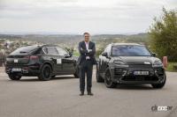 「ポルシェ・マカン次世代モデルは電気自動車とエンジン車の二本立て」の3枚目の画像ギャラリーへのリンク