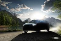 SUBARUが新型EV「SOLTERRA(ソルテラ)」を2022年年央までに日本、米国・カナダ、欧州、中国などで発売 - SUBARU_SOLTERRA_20210511_1