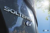SUBARUが新型EV「SOLTERRA(ソルテラ)」を2022年年央までに日本、米国・カナダ、欧州、中国などで発売 - SUBARU_SOLTERRA_20210511_2
