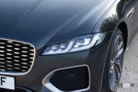 ジャガーの最上級シリーズである「XF」が内外装をリフレッシュし、最新の安全装備・インフォテインメントシステムを搭載 - jaguar_XF_20210511_4