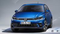 VWポロ改良型の頂点「GTI」のデザイン先行公開! - volkswagen-polo-2021-2