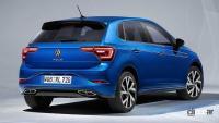 VWポロ改良型の頂点「GTI」のデザイン先行公開! - volkswagen-polo-2021-4